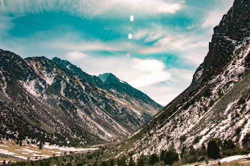 Gratis lagerfoto af bjerge
