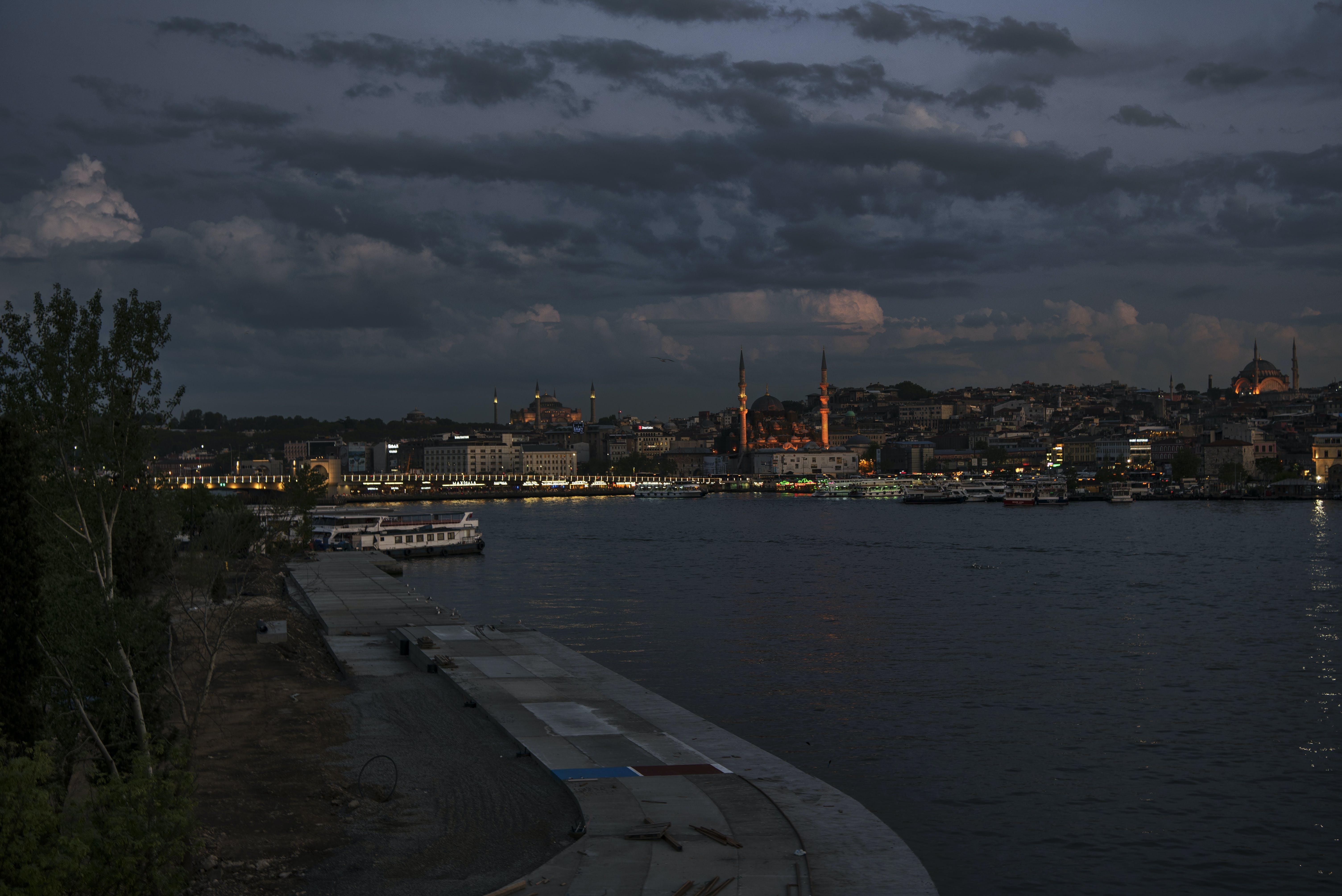 Základová fotografie zdarma na téma noční světla, zlatý roh