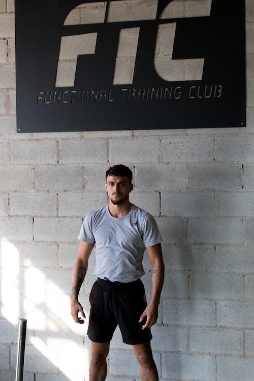 Gratis arkivbilde med alvorlig, atlet, bodybuilder, bodybuilding