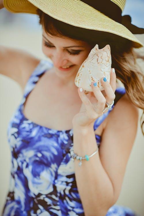 人, 光鮮亮麗, 可愛, 夏天 的 免費圖庫相片