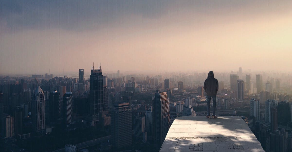 Free stock photo of alone, buildings, city