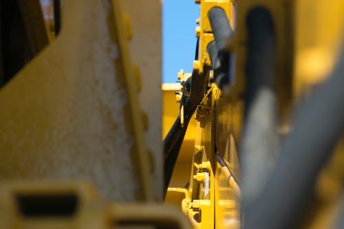 기계, 노란색, 다리미, 머신 브로커의 무료 스톡 사진