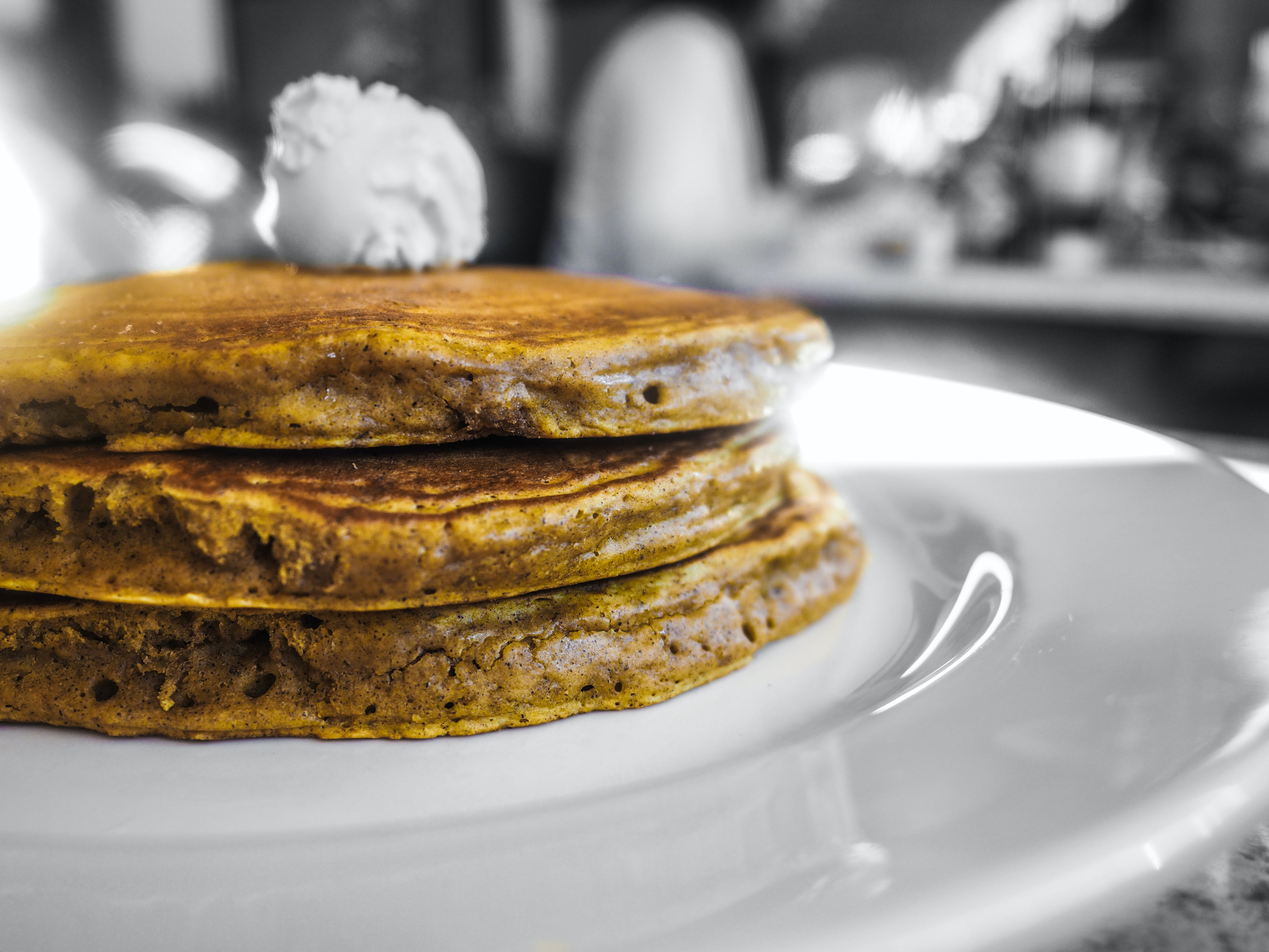 Free stock photo of food photography, pancakes