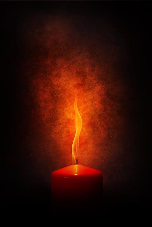 Foto stok gratis ajaib, api, bahaya, cinta