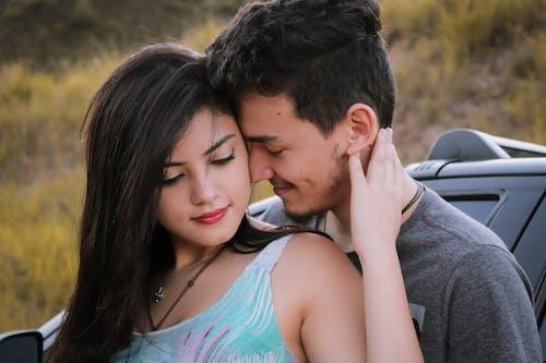 Ingyenes stockfotó csókolózás, divat, együtt témában