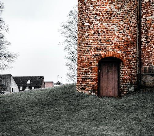 Základová fotografie zdarma na téma dveře, pudr, starý, věž