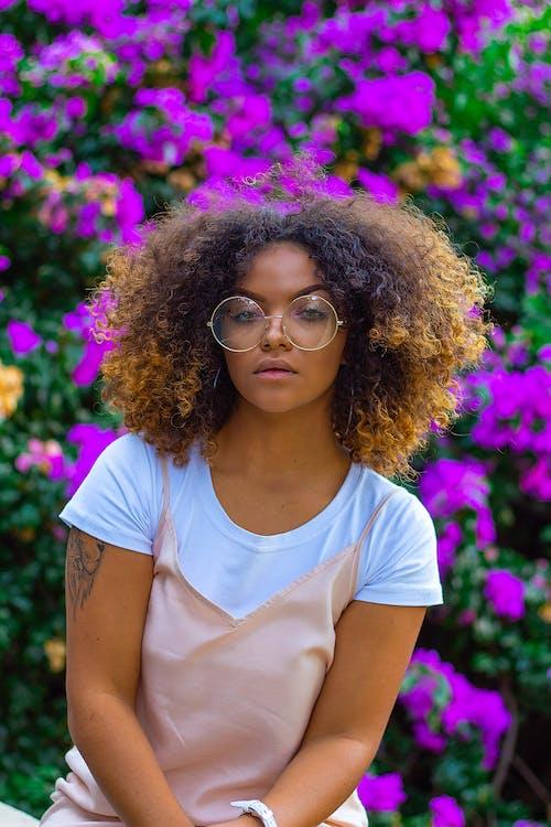 Ingyenes stockfotó afro, aranyos, arckifejezés, cuki témában