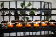candlelight, candles, burning