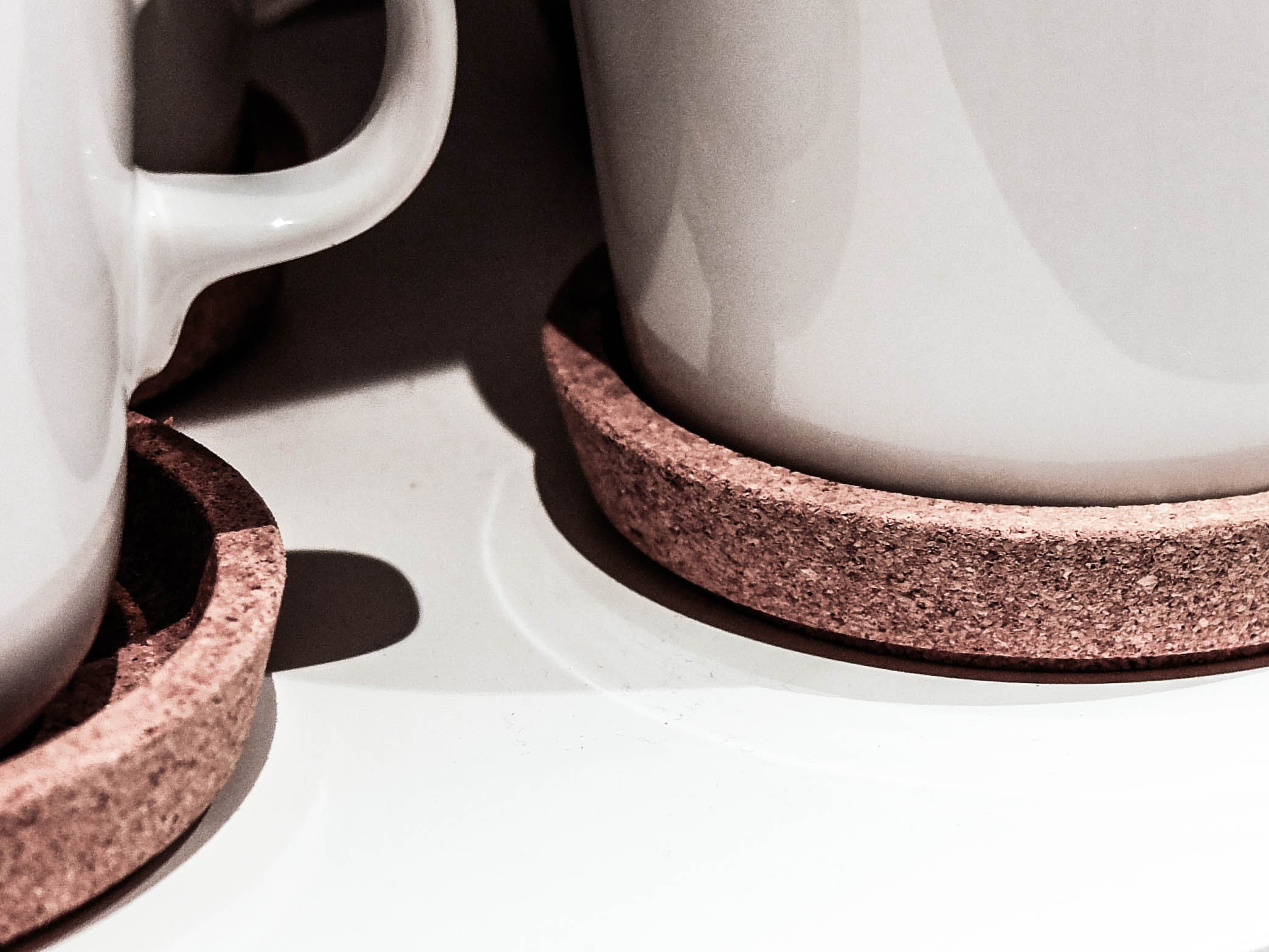 Free stock photo of coffee, cork, cupholder, cups