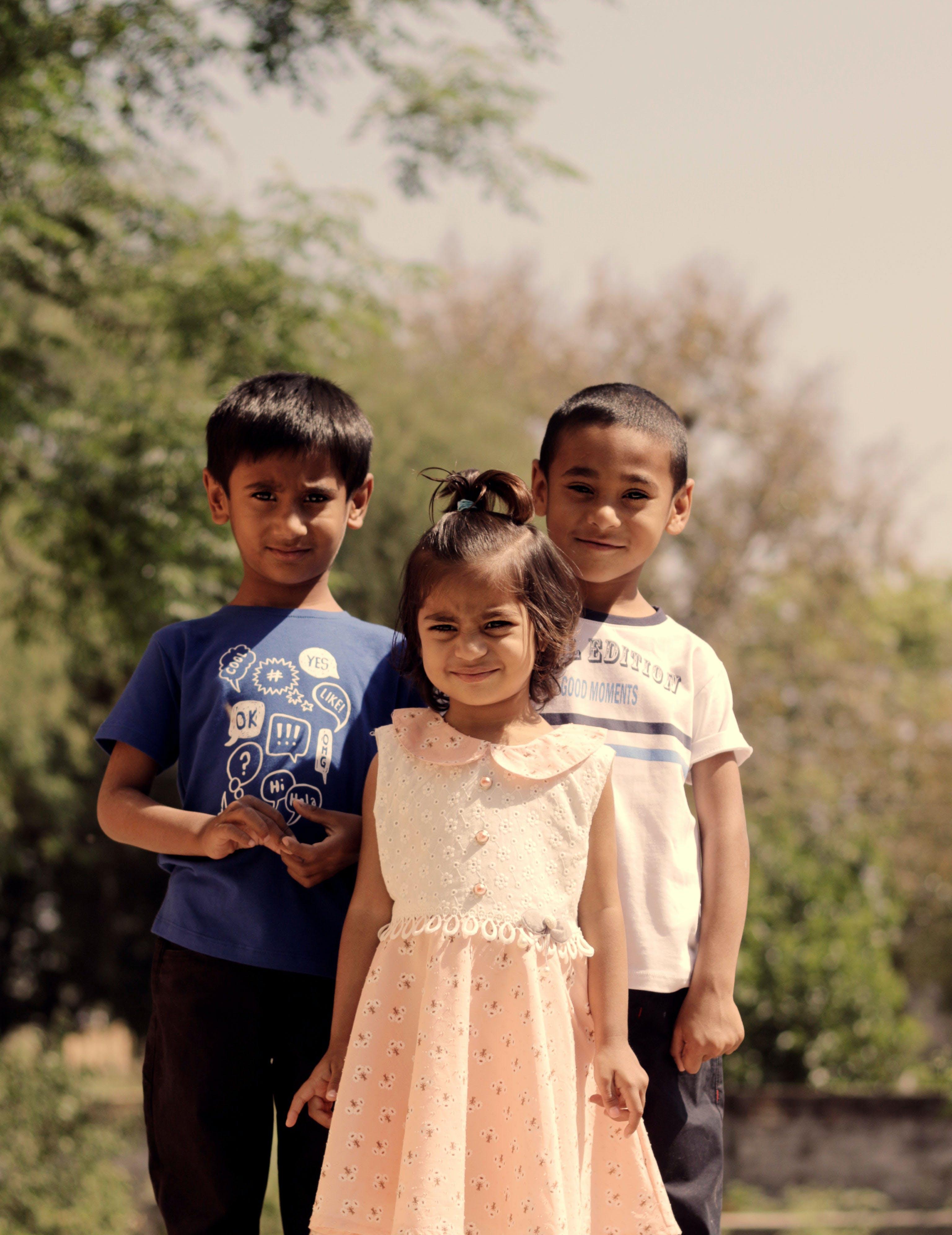 Kostnadsfri bild av ansiktsuttryck, familj, flicka, fotografering