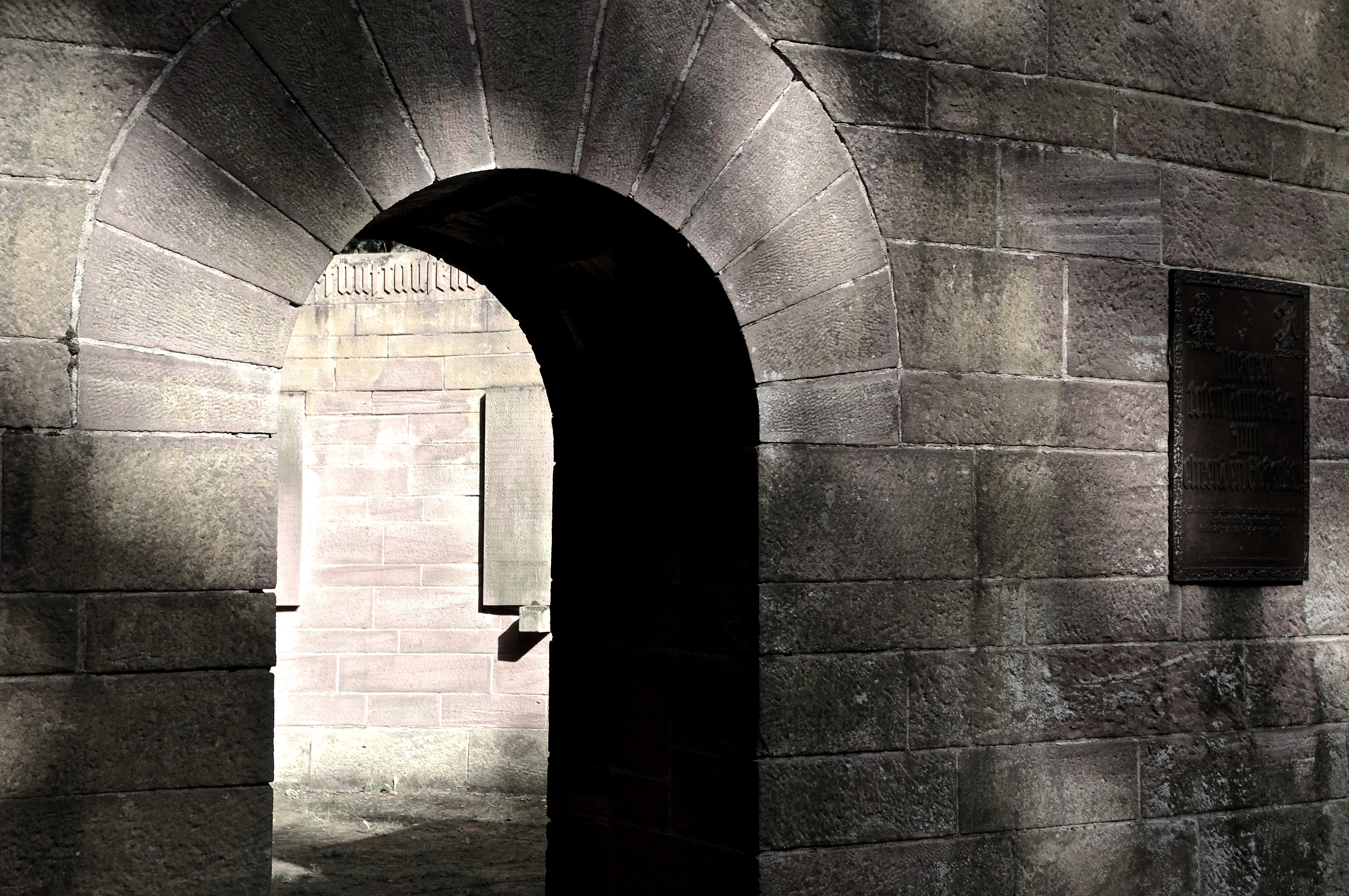 arch, architecture, archway
