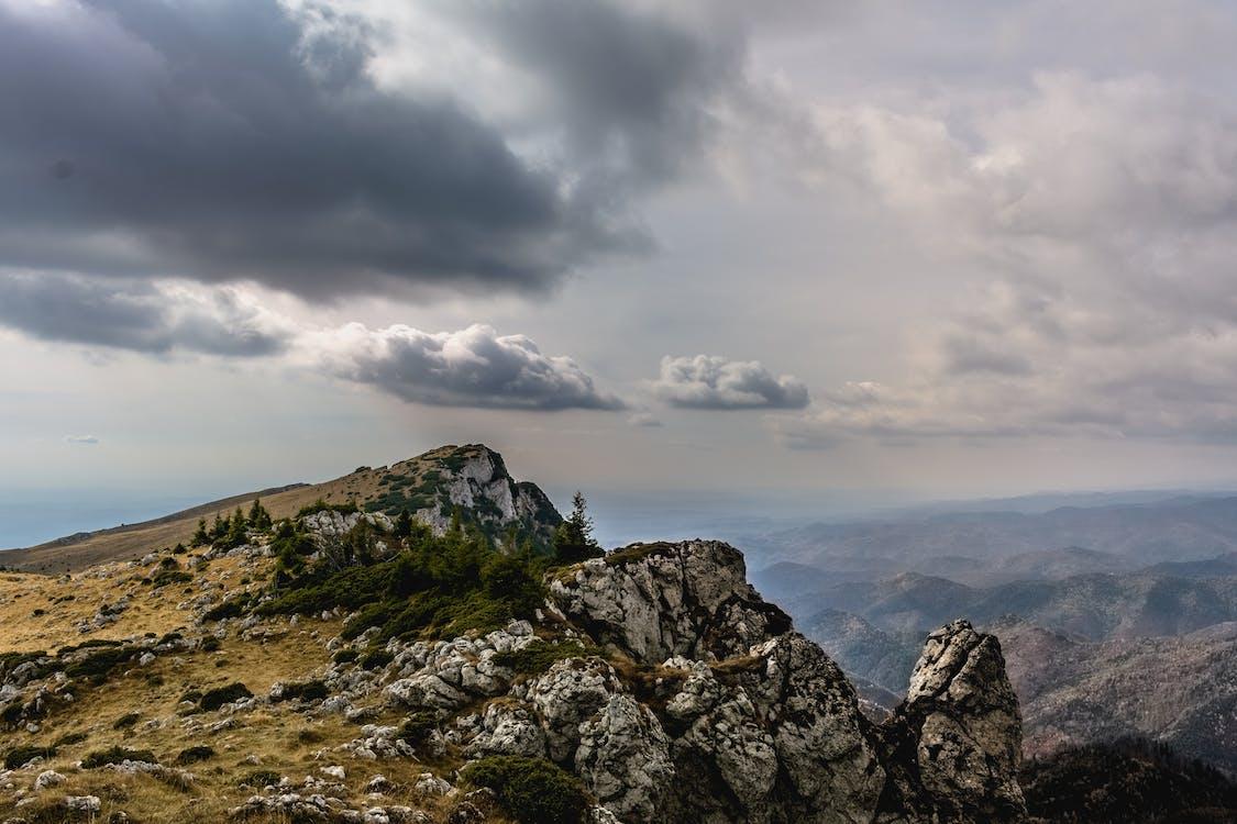 4k-baggrund, bakke, bjerg