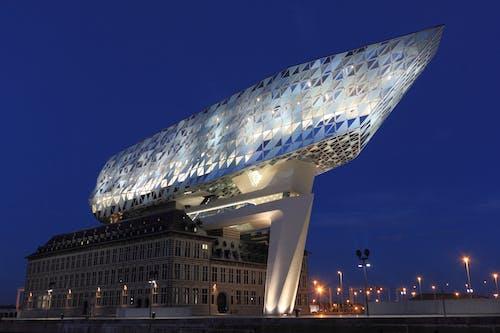 Бесплатное стоковое фото с antwerpen, havenhuis, Антверпен, архитектура