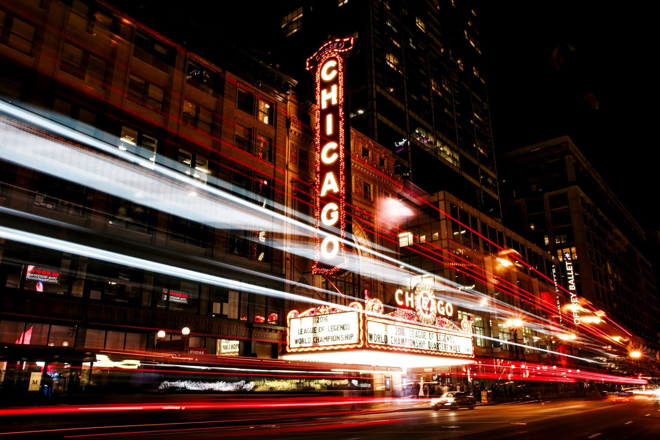Free stock photo of city, traffic, landmark, lights