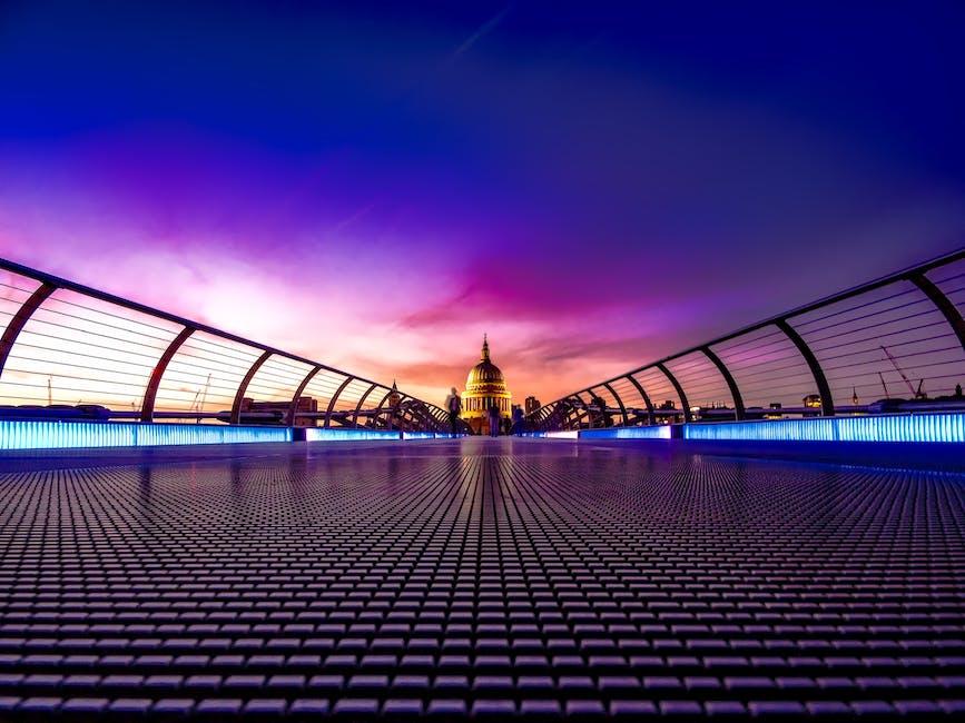 london, bridge, architecture