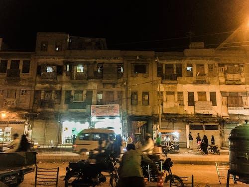 Ingyenes stockfotó citylight, coloe, desi, éjszaka témában