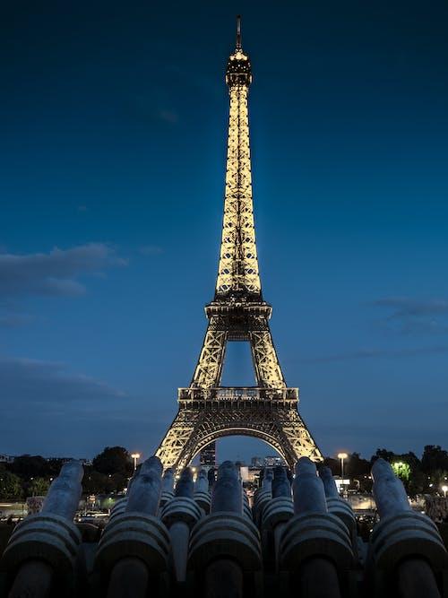 Бесплатное стоковое фото с архитектура, башня, город, достопримечательность