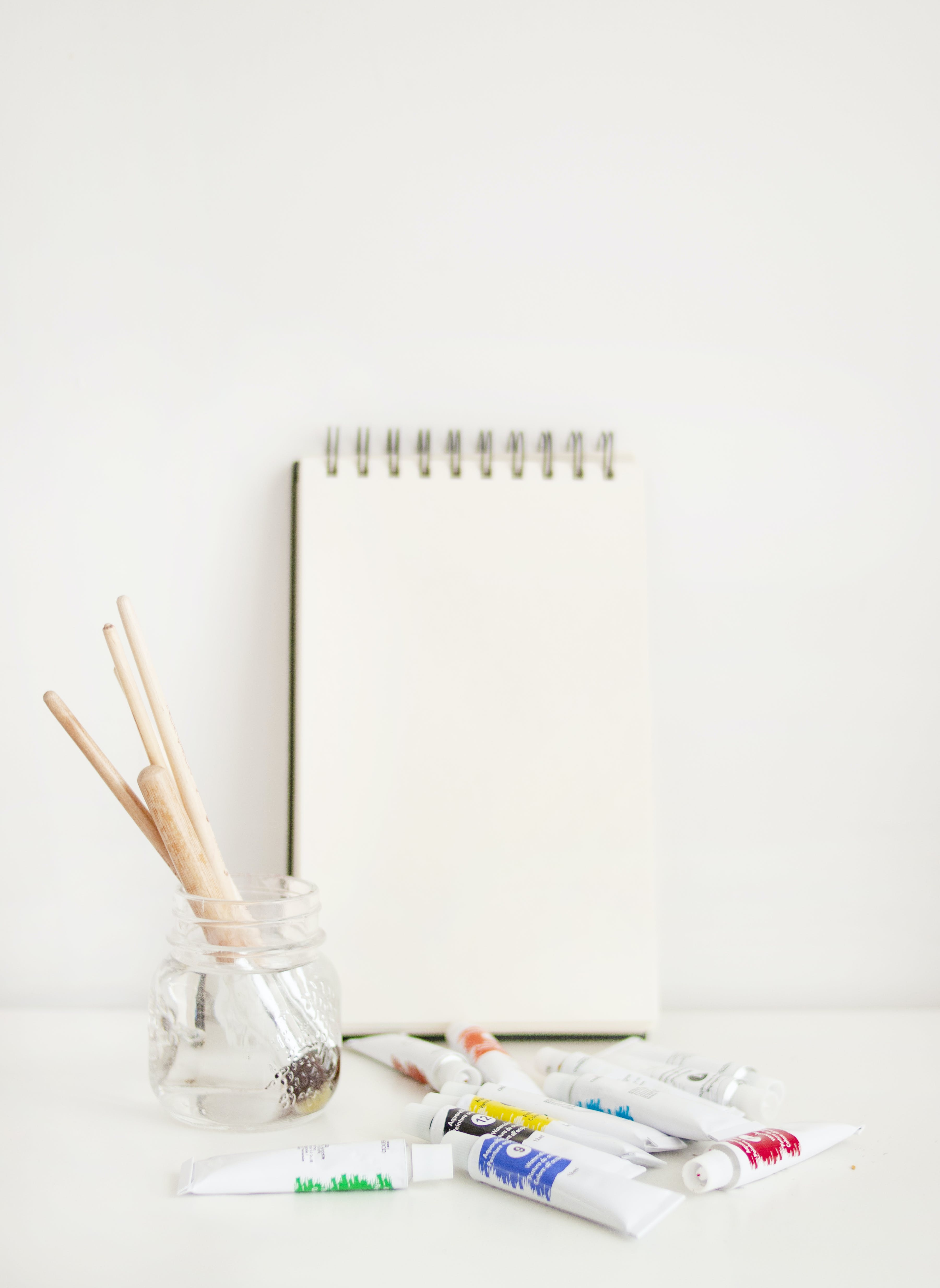 Immagine gratuita di acquerelli, arti e mestieri, colorato, colori