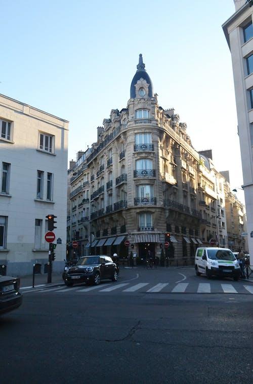 Gratis lagerfoto af bygning, bymidte, europa, Frankrig