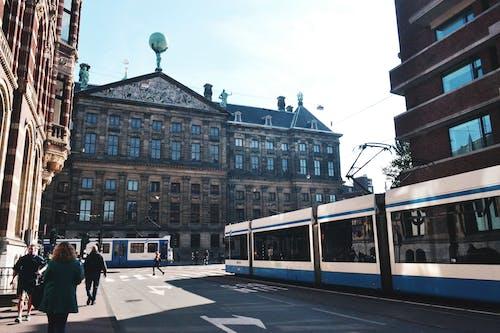 Photos gratuites de amsterdam, bâtiments, centre-ville, pays-bas