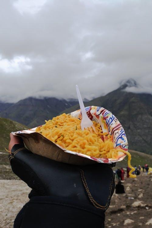 Immagine gratuita di cibo, ghiaccio, himalaya, maggi