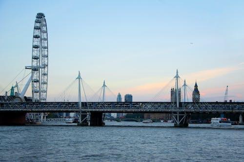 Photos gratuites de london eye, londres, ville