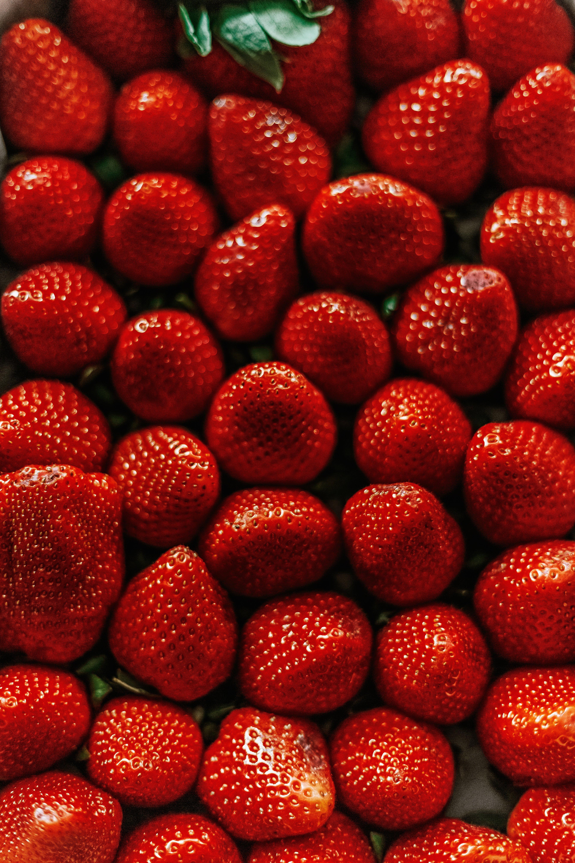 Kostenloses Stock Foto zu erdbeeren, frische, früchte, gesund
