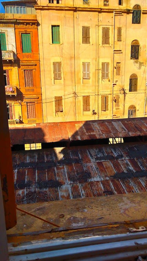 Δωρεάν στοκ φωτογραφιών με Αίγυπτος, αλεξανδρεία, κτήριο, παλαιός