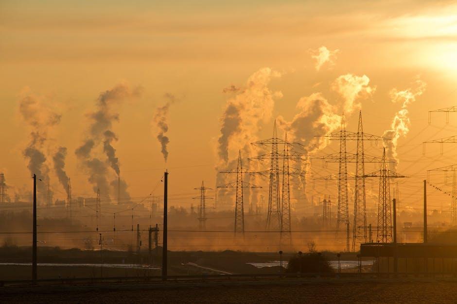 air, air pollution, climate change