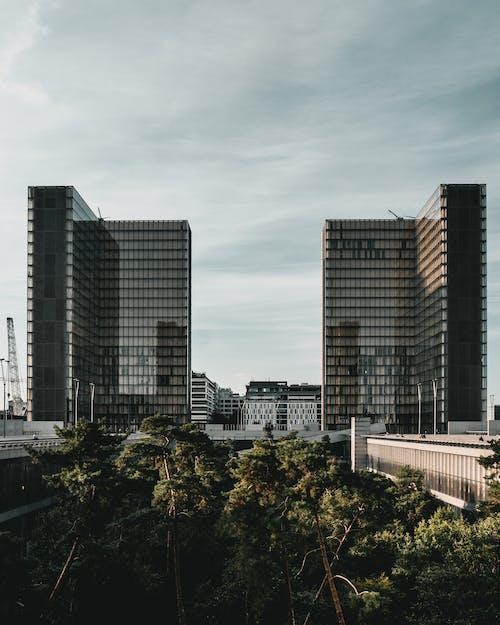 Základová fotografie zdarma na téma architektonický návrh, architektura, budovy, denní