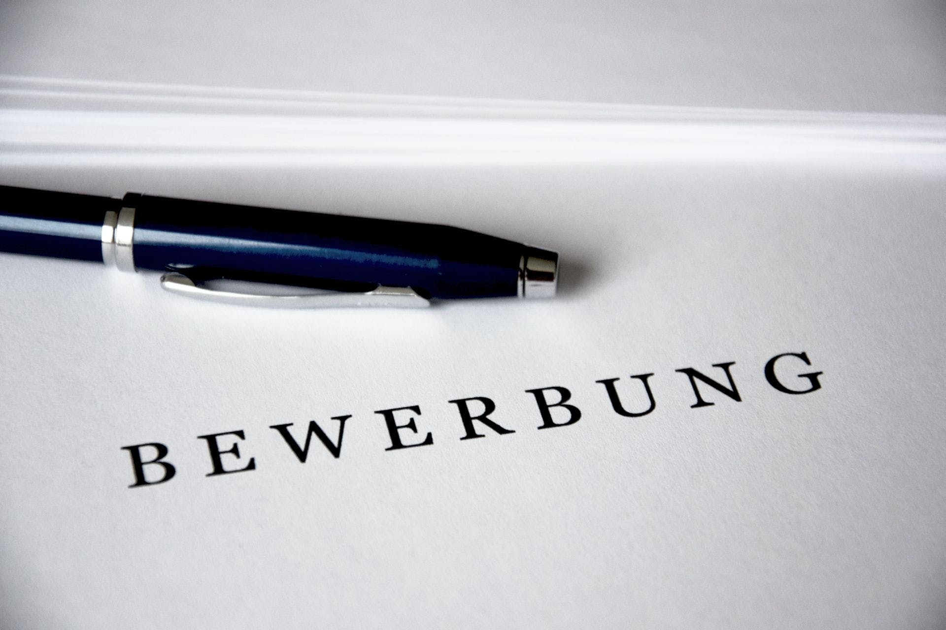 agreement, application, bewerbung