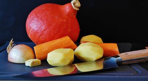 Základová fotografie zdarma na téma brambora, jídlo, mrkev