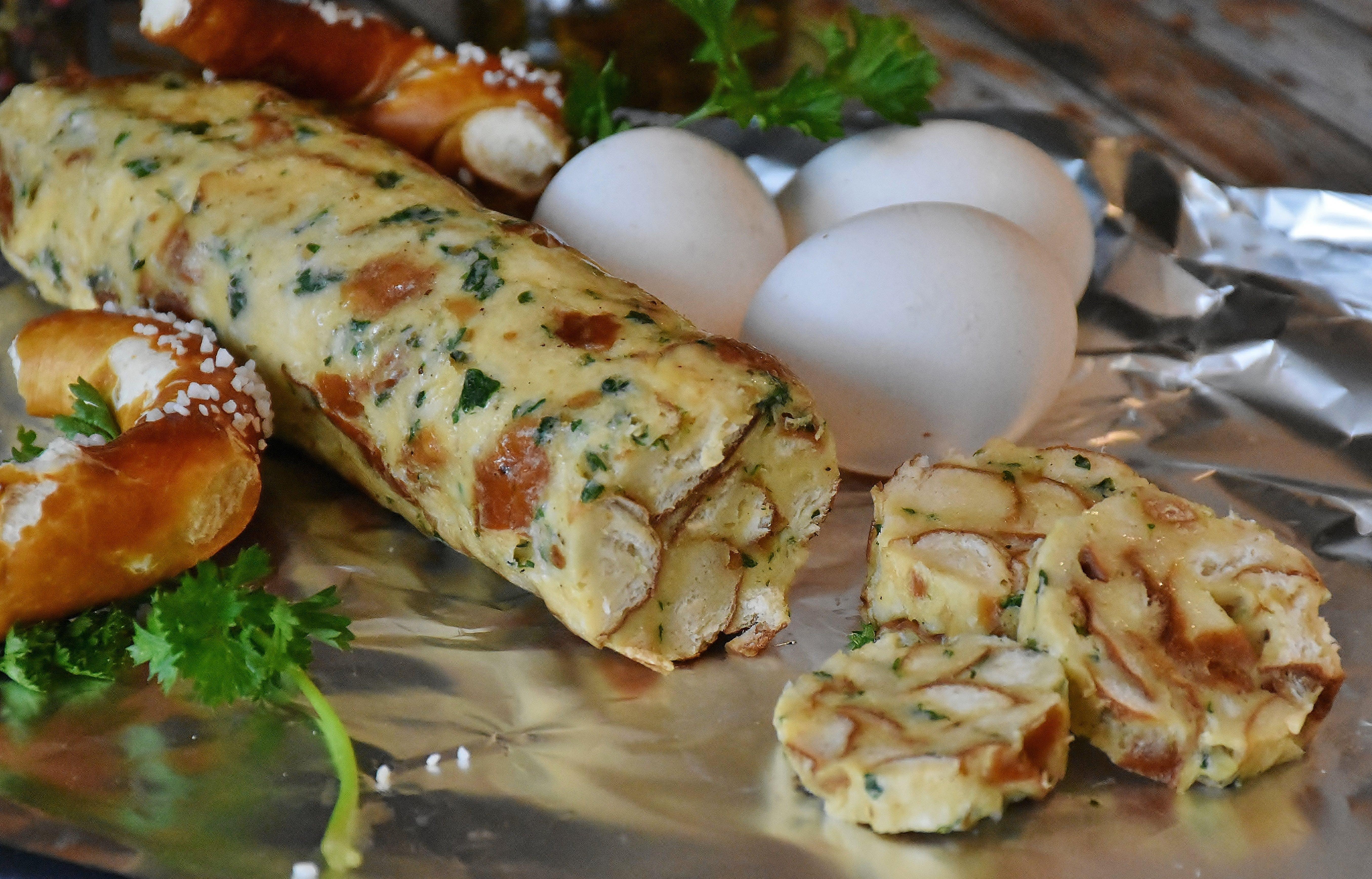 Free stock photo of bavarian, breze, breznknödel, cook