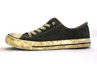 dirty, shoe, sneakers