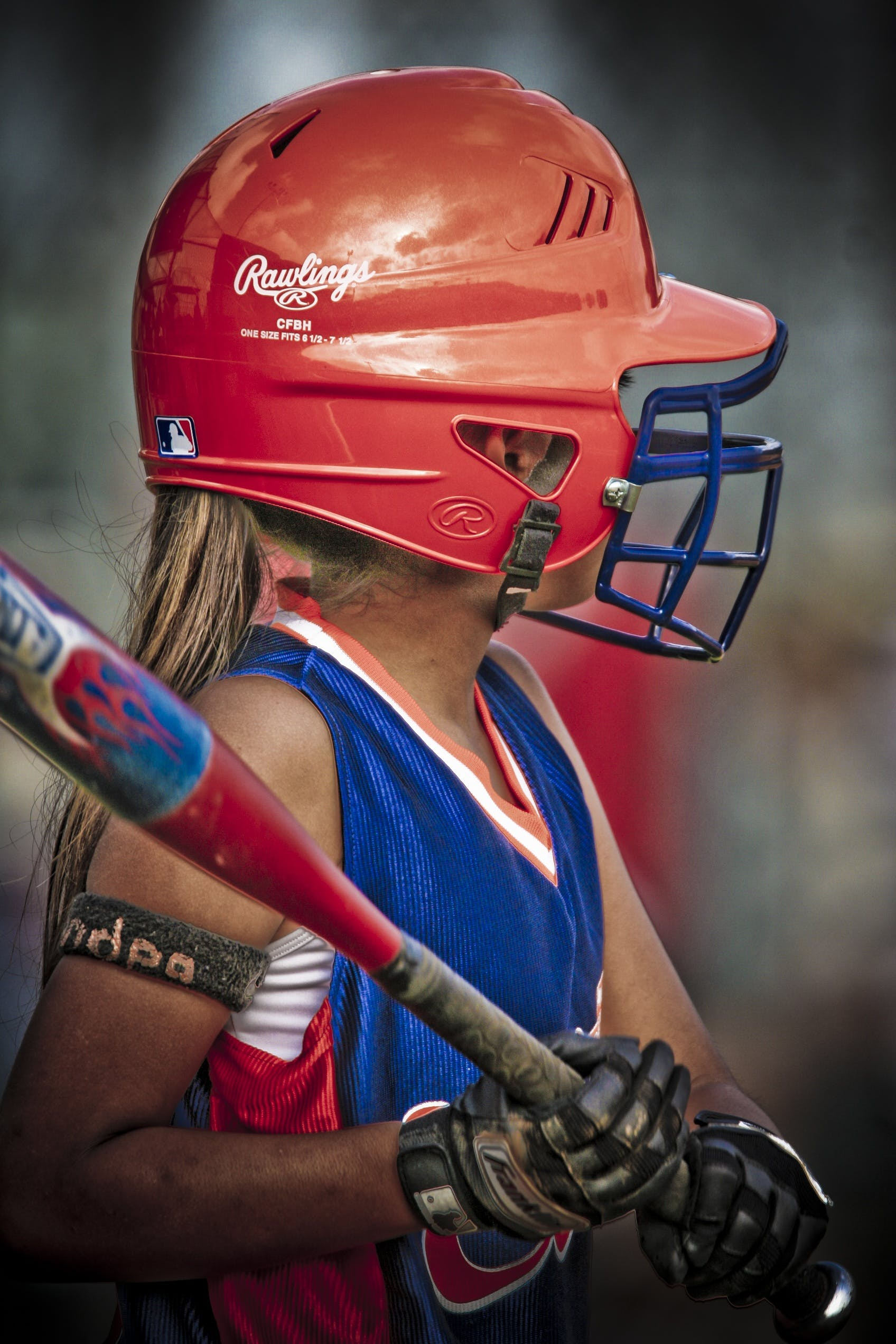 Free stock photo of sport, game, athlete, helmet