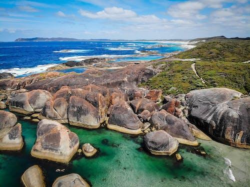 Immagine gratuita di australia, escursionismo, oceano, rocce di elefante