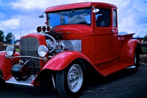 Foto d'estoc gratuïta de automòbil, automoció, camió, camioneta