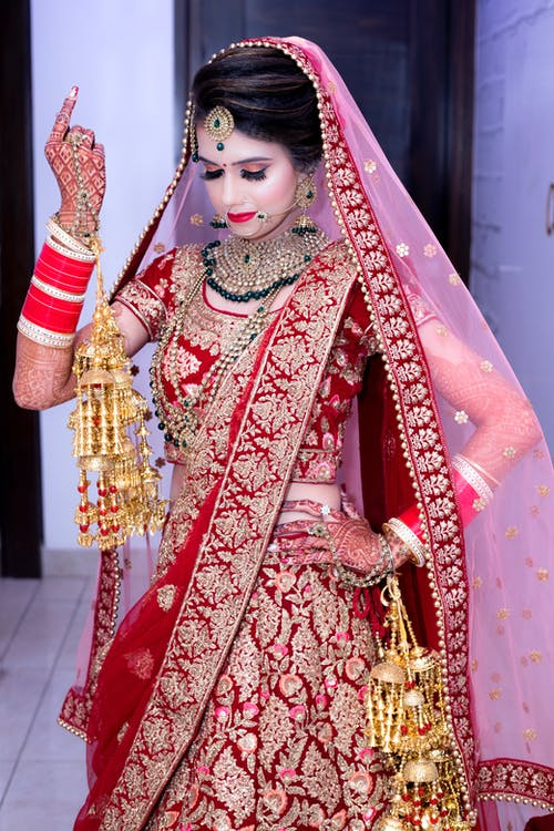 Free stock photo of bridal, bride, pre wedding