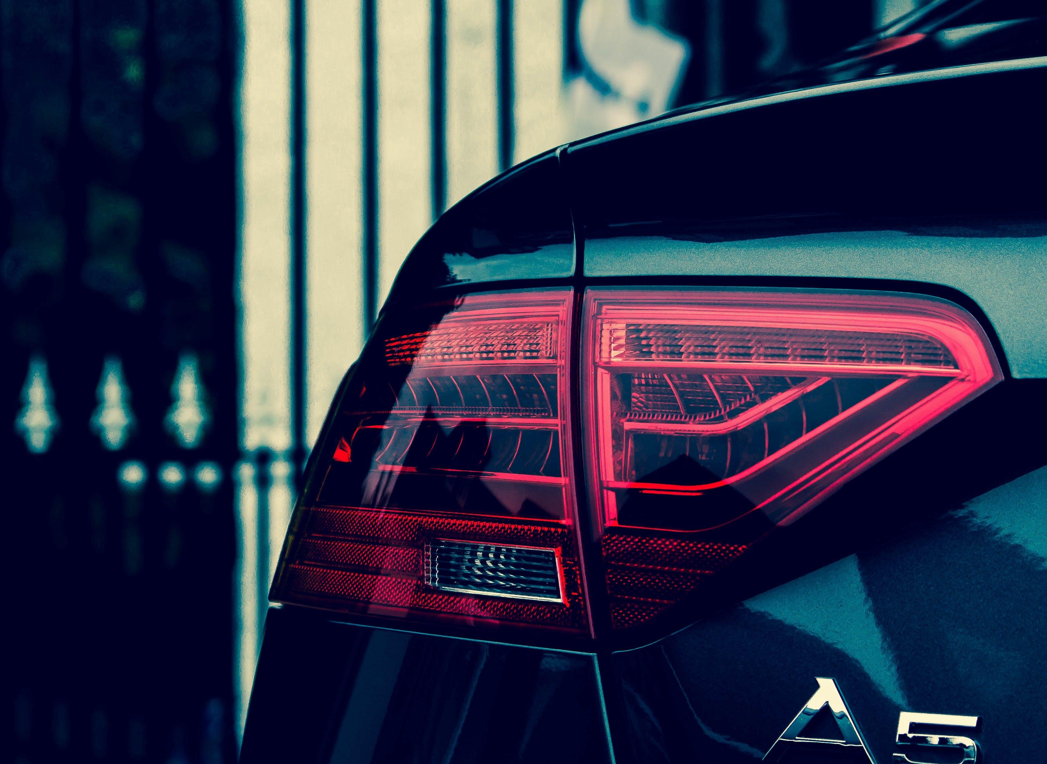 Audi A5 Taillight