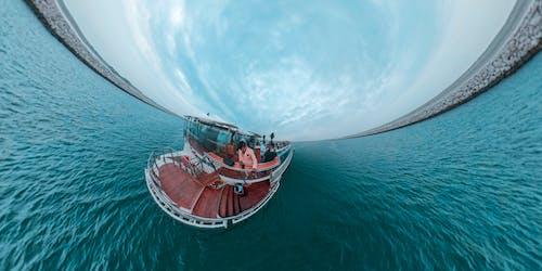 Ingyenes stockfotó apró bolygó, gopro, hajóm csónak, insta360 témában