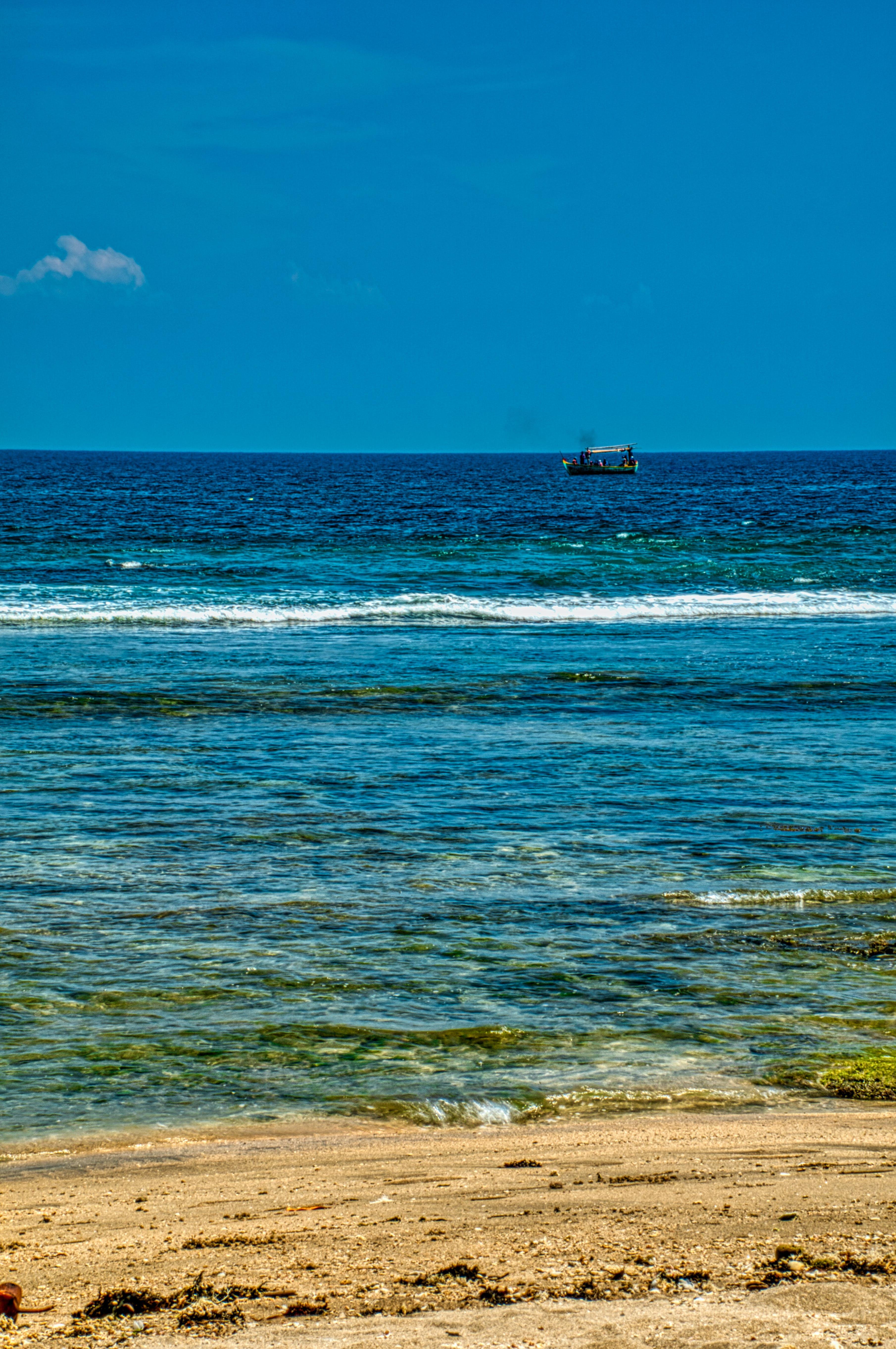 Foto d'estoc gratuïta de , a l'aire lliure, aigua, barca