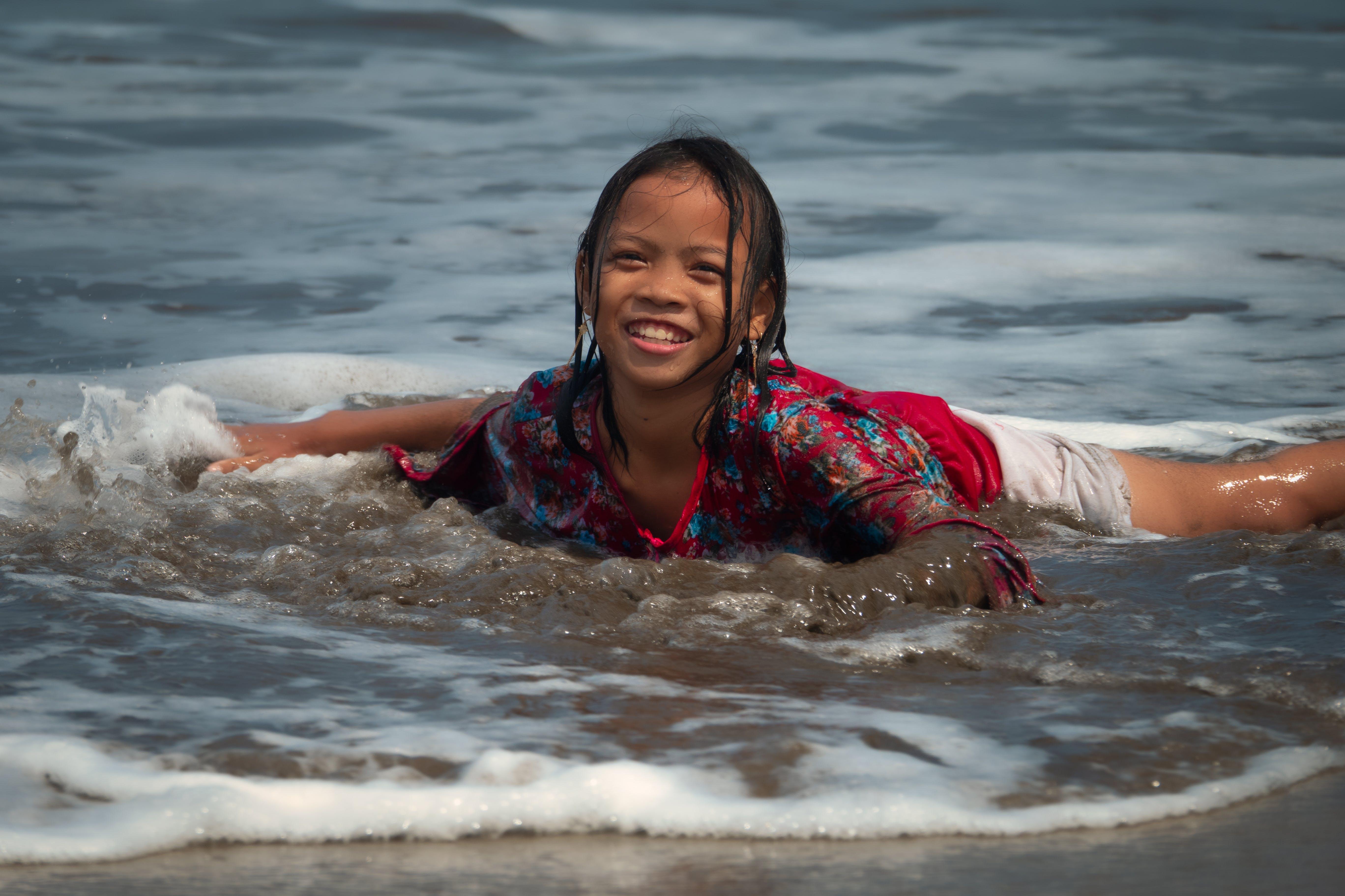 Foto d'estoc gratuïta de a l'aire lliure, acció, aigua, diversió
