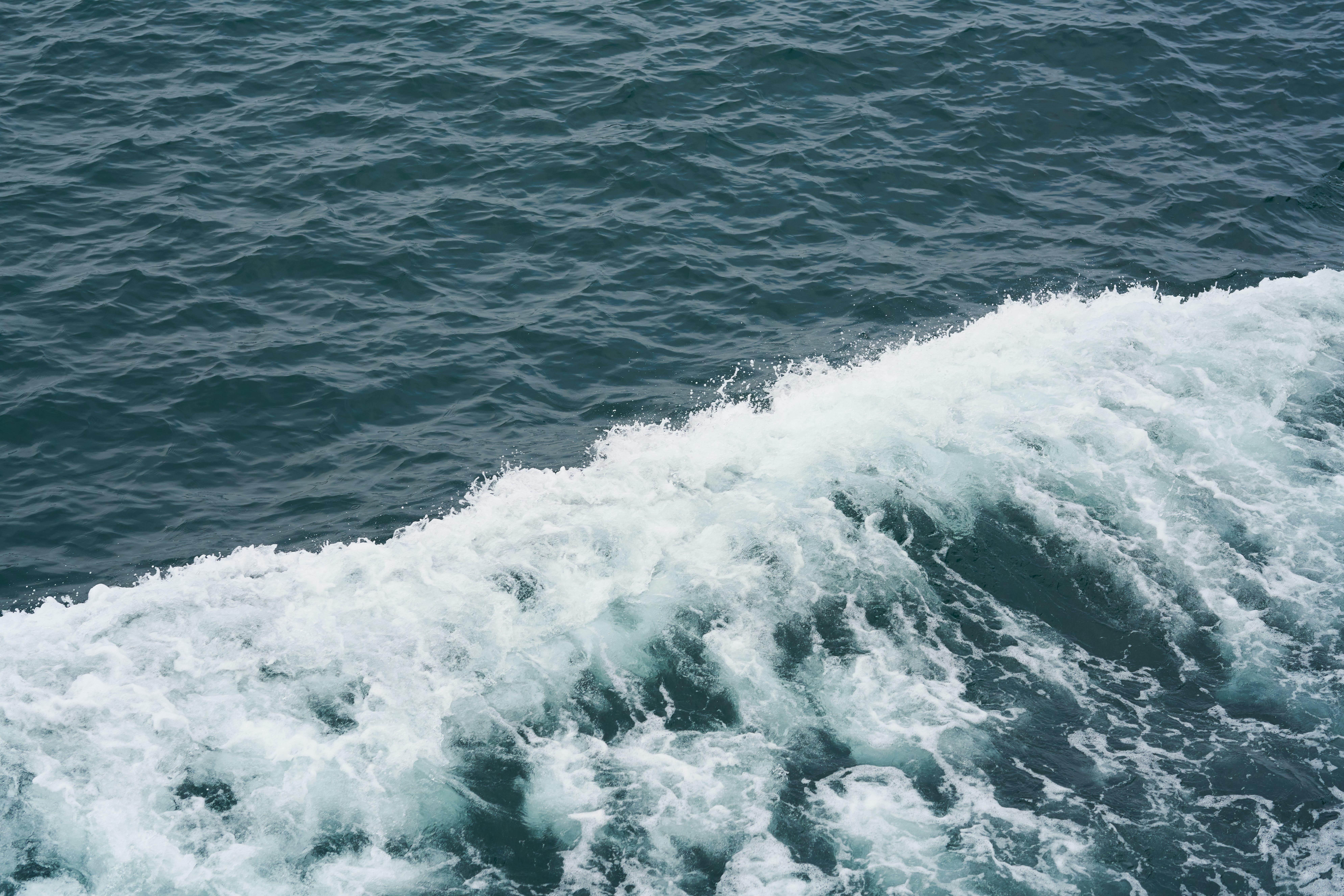 Foto profissional grátis de abstrair, água, ao ar livre, azul