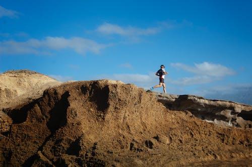 Ilmainen kuvapankkikuva tunnisteilla juosta, taivas, urheilu