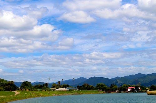 Kostnadsfri bild av bergen, clouds, himmel, landskap