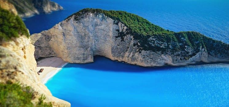 Free Stock Photo Of Sea Landscape Nature Beach