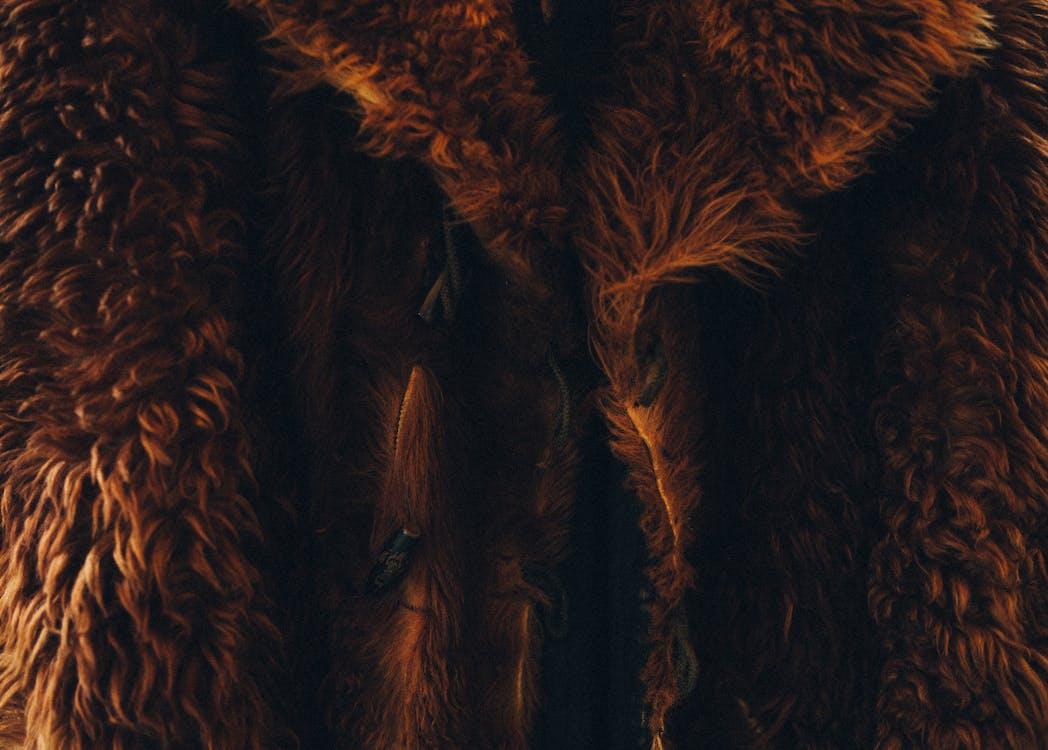 Brown Fur Coat