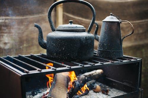 Безкоштовне стокове фото на тему «брудний, вогонь, вугілля, гарячий»