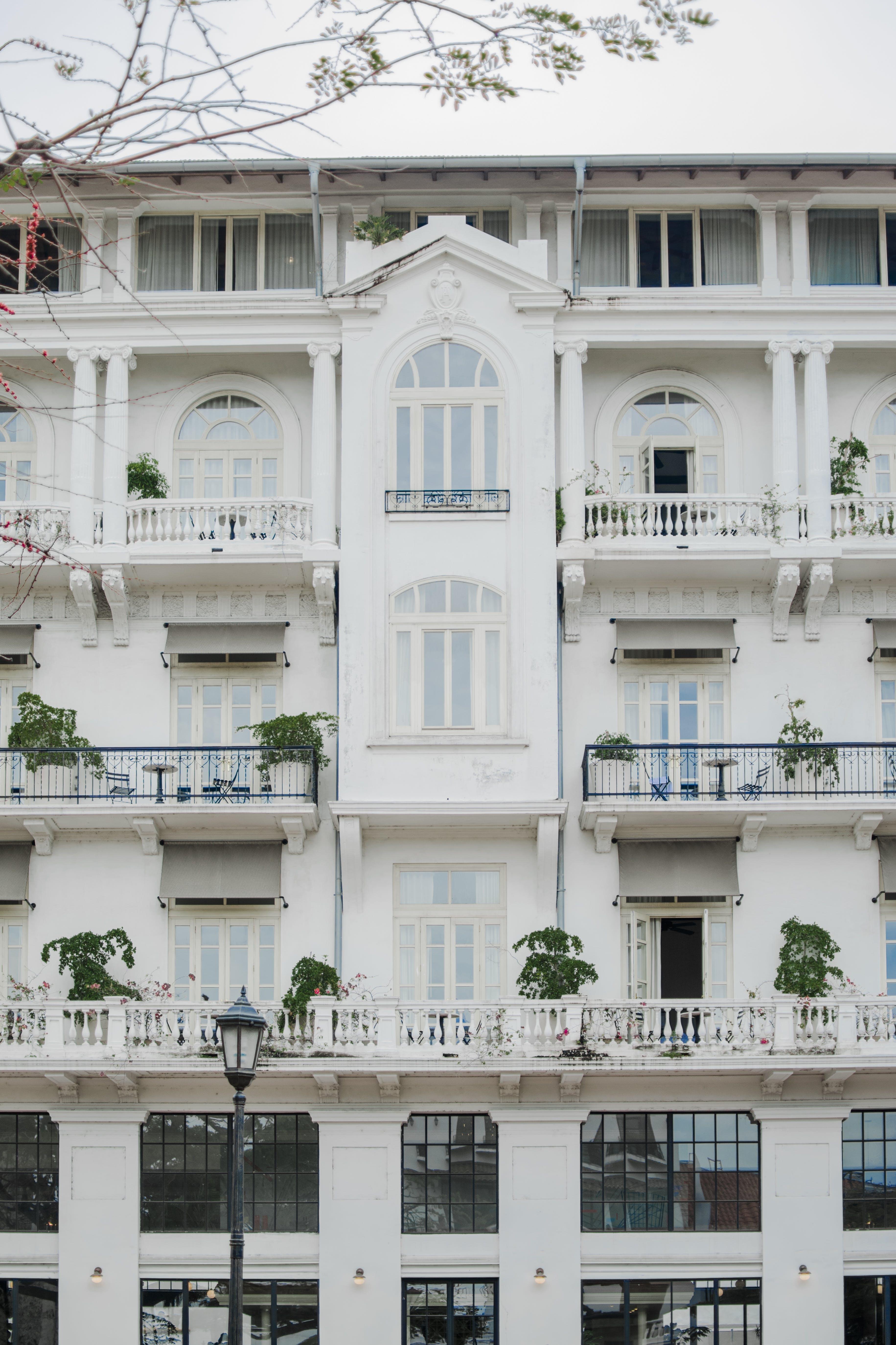 Kostenloses Stock Foto zu architektur, architekturdesign, außen, fassade