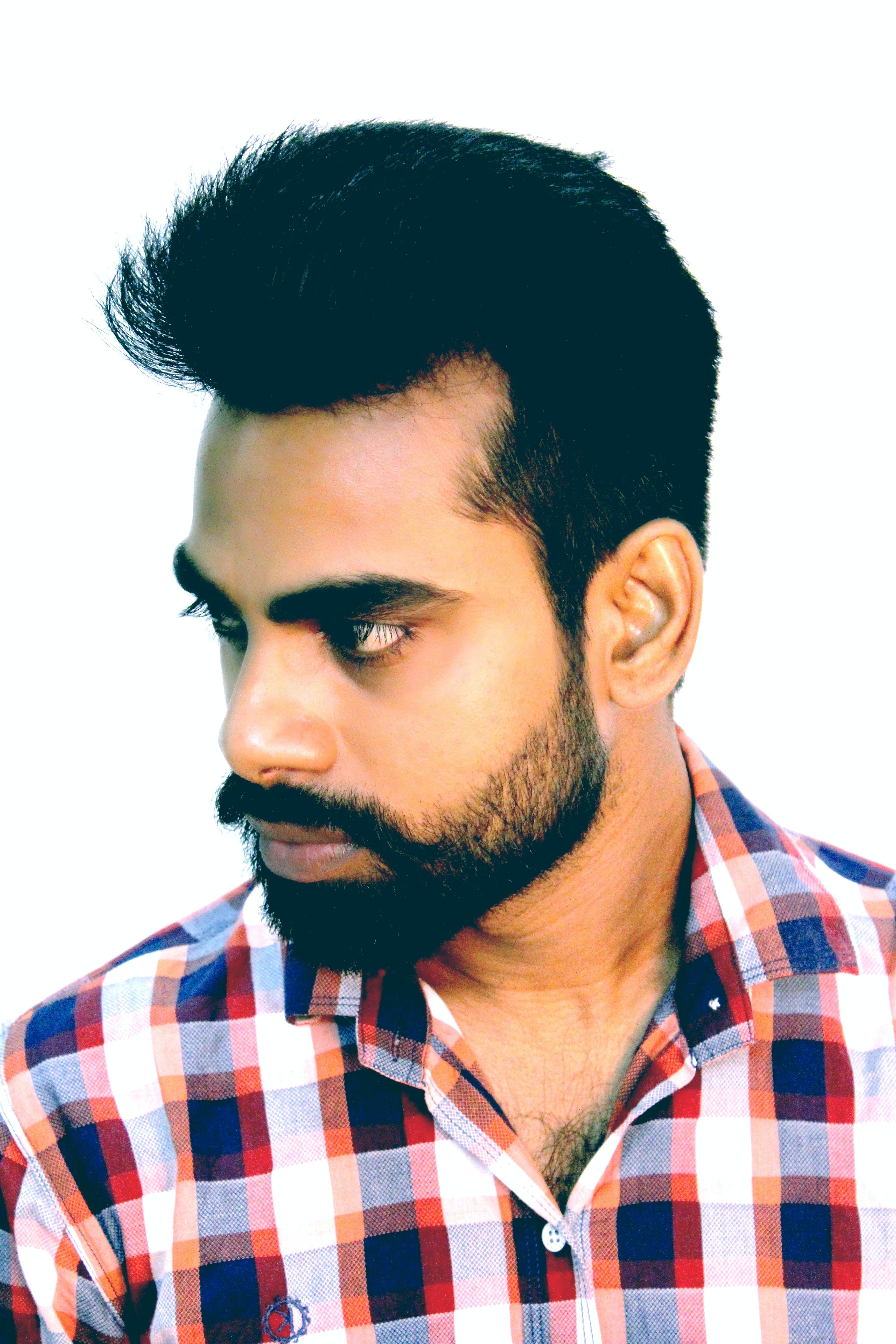 Free stock photo of beard